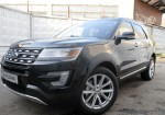 Ford Explorer Limited 2016 года за 3.31 млн