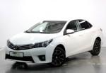 Toyota Corolla FX 1.6 MT 2013 года за 760 000