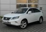 Lexus RX 2013 года за 1.86 млн руб
