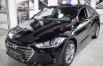 Hyundai Elantra 2016 года за 1.34 млн руб в Москве