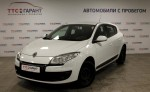 Renault Megane 2013 года за 523 тыс руб в Казани