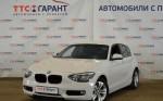 BMW 1-series 2012 года за 860 тыс руб в Уфе