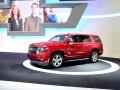 Технические характеристики Chevrolet Tahoe 2016 2017 года