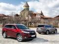 Тойота Хайлендер 2016 2017 года видео тест драйв в России