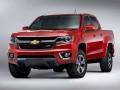 Обновленный пикап Chevrolet Colorado 2016 2017 года