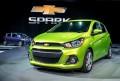 Обновленный Chevrolet Spark 2017 2018 года
